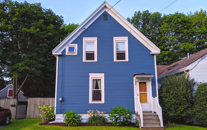 Charming, Family-Friendly Historical In Town Home