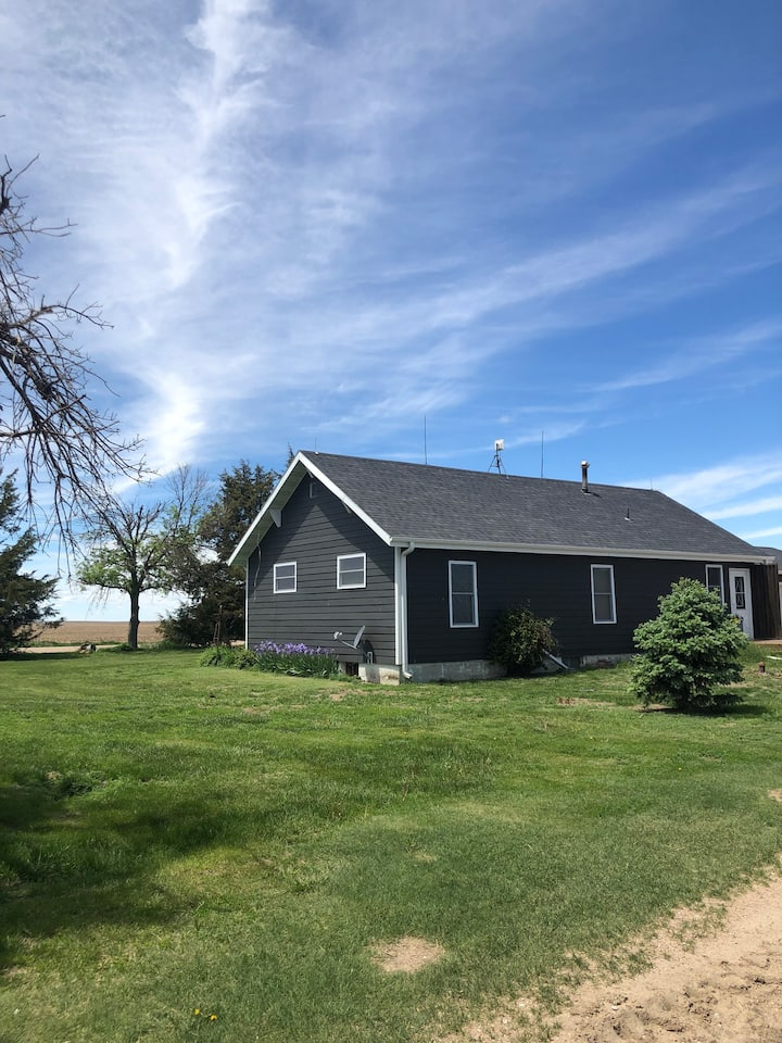 Swanson Cattle Company Bunk House. Ranch/Farm/Hunt