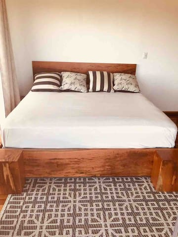 King size chambre Forest