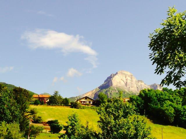 Ambiance cosy vallée du Gresivaudan - Saint-Nazaire-les-Eymes - Apartamento