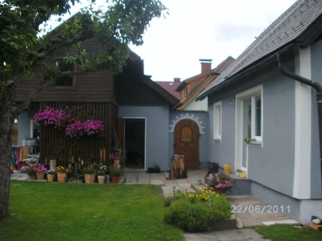 Ferienhaus Tüchler - Tamsweg - House