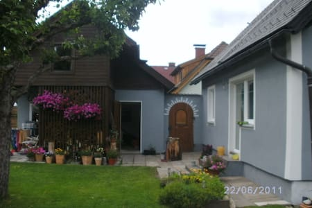 Ferienhaus Tüchler - Tamsweg - Ház