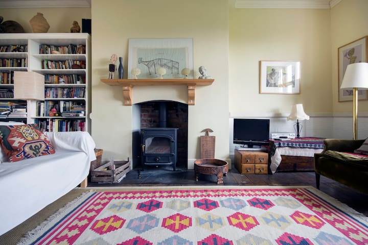 Historic Grade II house sleeps 8/9 - Kington