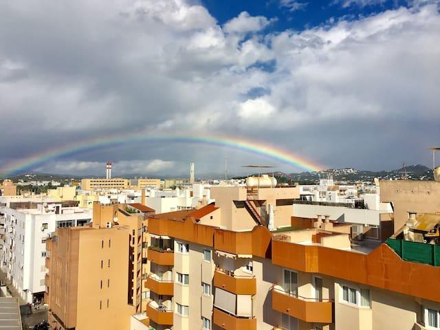Habitación en el corazón de Ibiza.. - Eivissa - Apartament