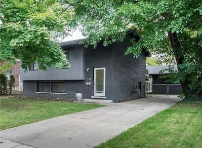 Entire house centrally located in Metro-Detroit.