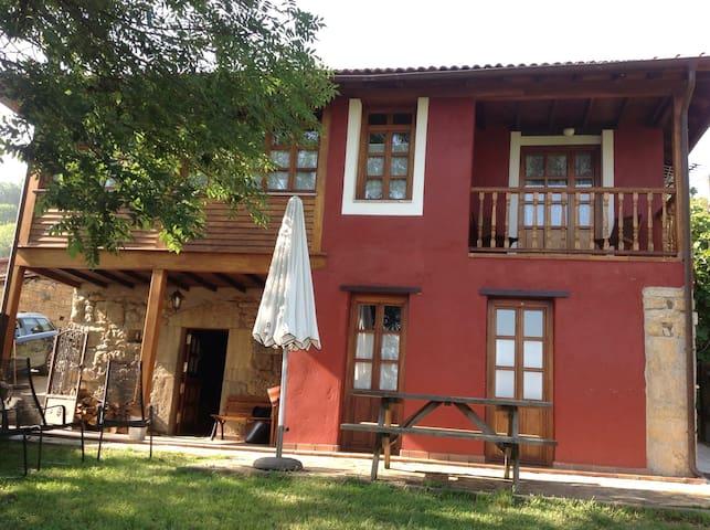 Casa de Aldea ideal para vacaciones - Tene - บ้าน