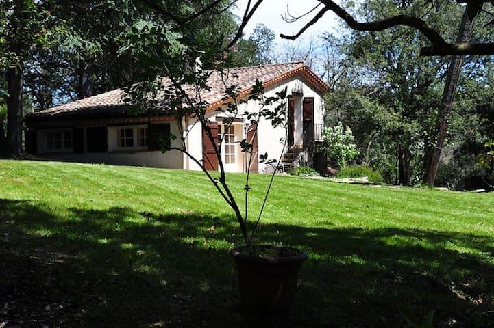La Maisonnette - Montolieu - Dům