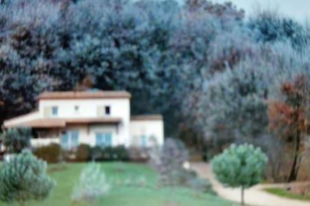 Chambre au calme - Port-Sainte-Foy-et-Ponchapt, Aquitaine-Limousin-Poitou-Charentes, FR - Maison