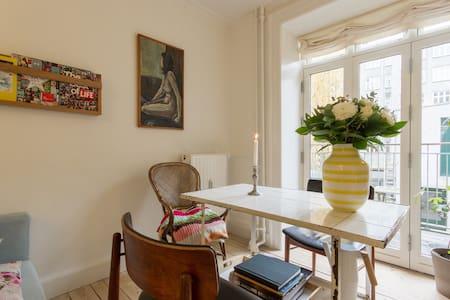 Cozy flat in the city center - Kopenhagen