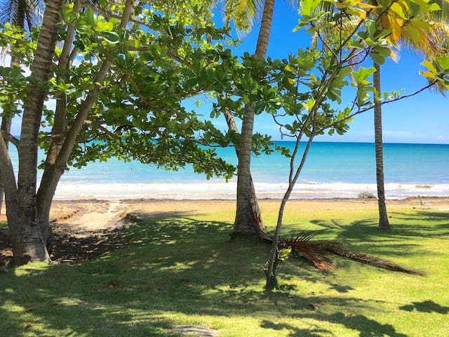 3 bed 2 bath Apartment with private beach Naguabo!
