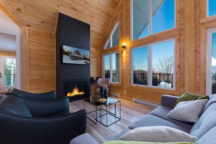 Rezervë | Eastman Cottage at Domaine Charlevoix