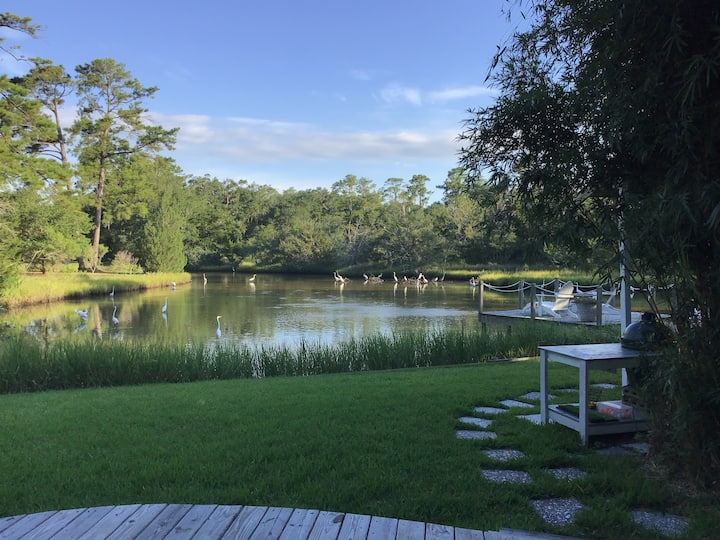 Tranquil Retreat, perfect for FLETC or snowbirds.