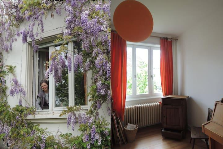 Le charme du vieux Dornach - 米盧斯(Mulhouse) - 獨棟