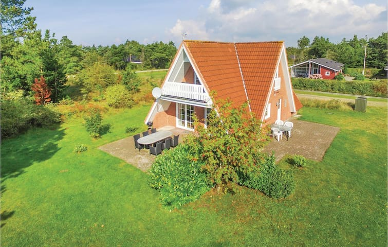 Holiday cottage with 3 bedrooms on 97m² in Skjern