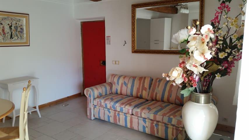 Magnifique appartement N°4 dans Hotel Particulier - La Garde-Freinet - Apto. en complejo residencial