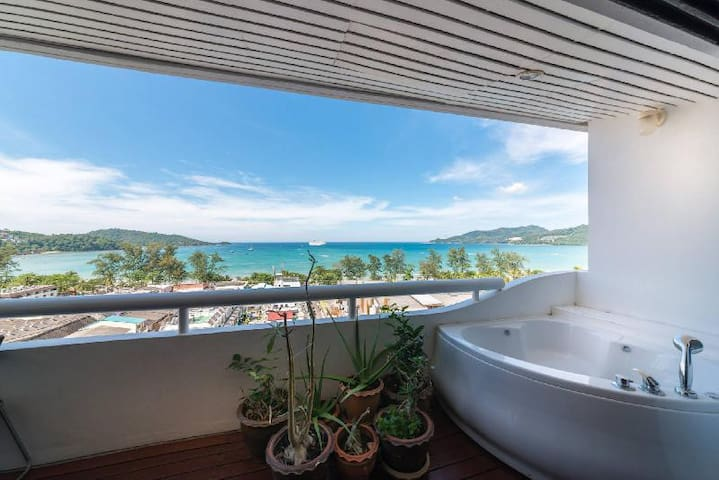 Patong appartement vue mer 1002S