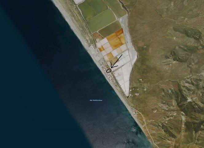 Cabo de Gata-Salinas