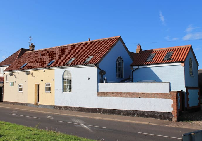 Knot Cottage - Cosy Seaside Cottage, Sleeps 4 - Wells-next-the-Sea - Haus