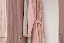 Bata de baño / Bathrobe