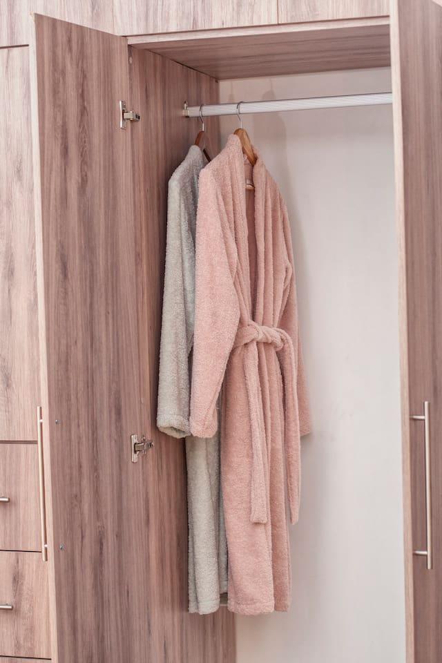 Bata de baño / Bathrobe