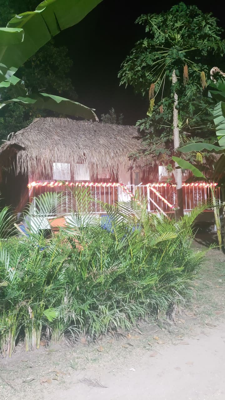 Manantial Glamping - Tipo Balí