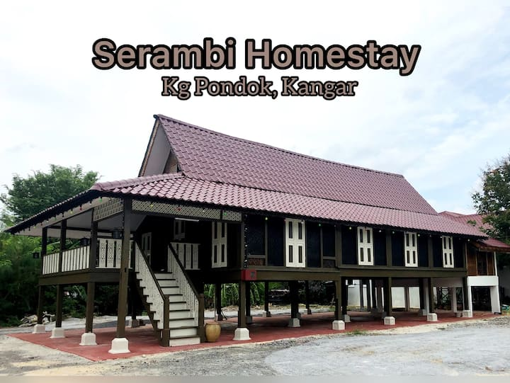 SERAMBI HOMESTAY (Traditional Kampung House)