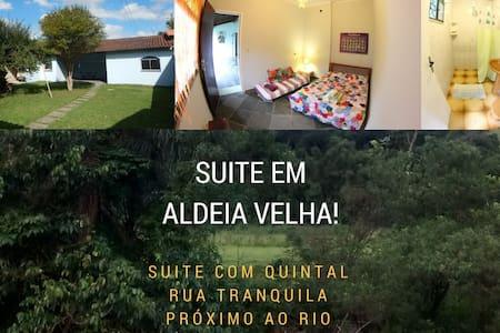 Suite em Aldeia Velha - Silva Jardim