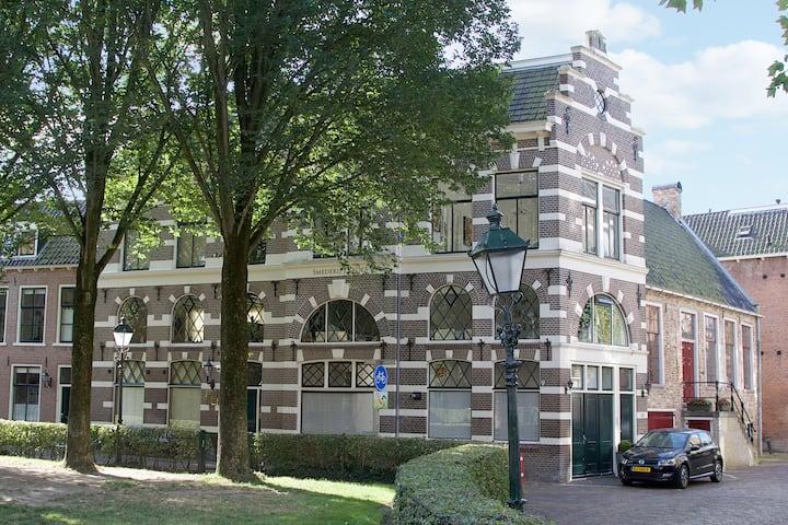 Authenthiek Logement in het hart van Leeuwarden