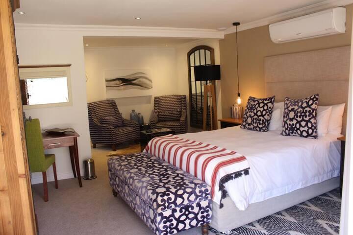 Enormous Room Standard At Franschhoek