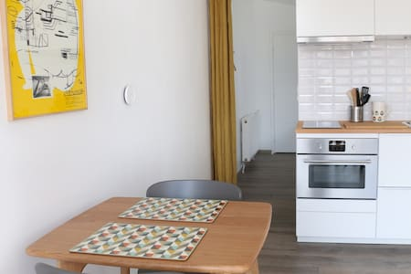 Mujô, compact living in the heart of town - Amiens - Apartment