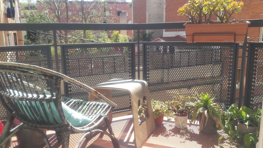 Lindo piso muy iluminado! - Barcelona - Apartment