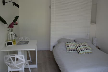 Lovely studio with small garden - Noumea - Apartament