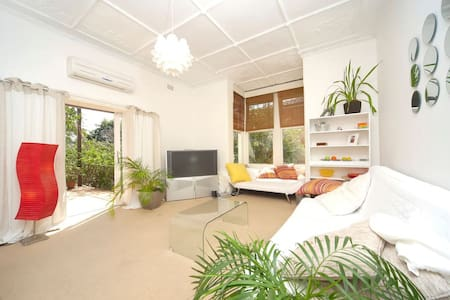 Beautiful Private Room Sydney Eastern Suburbs - Bellevue Hill - Casa