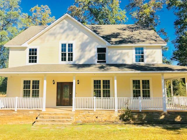 Lake House Dream Home