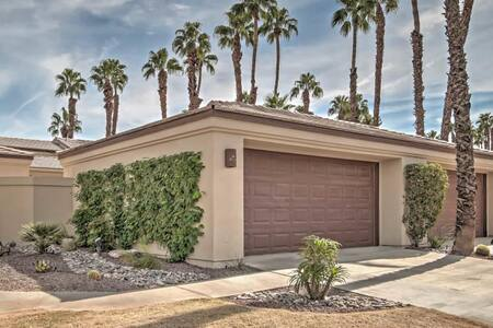 Modern 2BR Palm Springs Condo w/Pool Access - Palm Desert