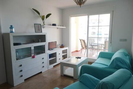 Nice apartment close to the golf course - Roquetas de Mar