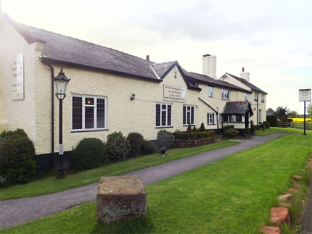 The Old Three Pigeons Nesscliffe