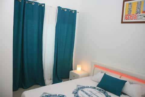 Bel appartement refait a neuf et décoré avec goût