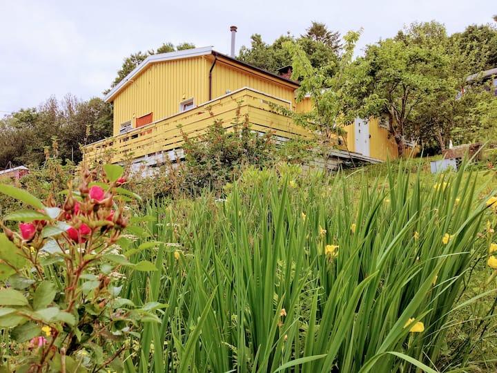 Privat rom - 2 i cottage near Trondheim