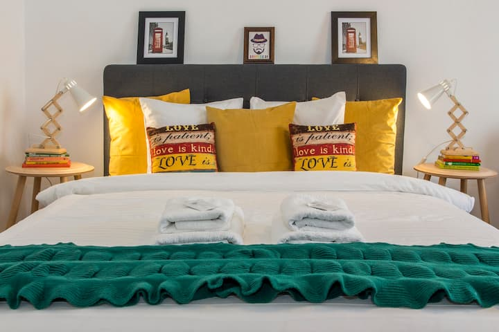 ♥️ Old Town City Centre Premium Design Apartment