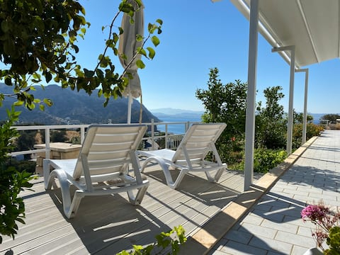 HillSide Apartments, Agia Galini new Top Location
