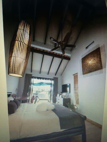 Balinese Style Terrace - Singapura - Casa