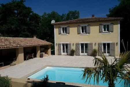 Bastide provence verte - Brignoles