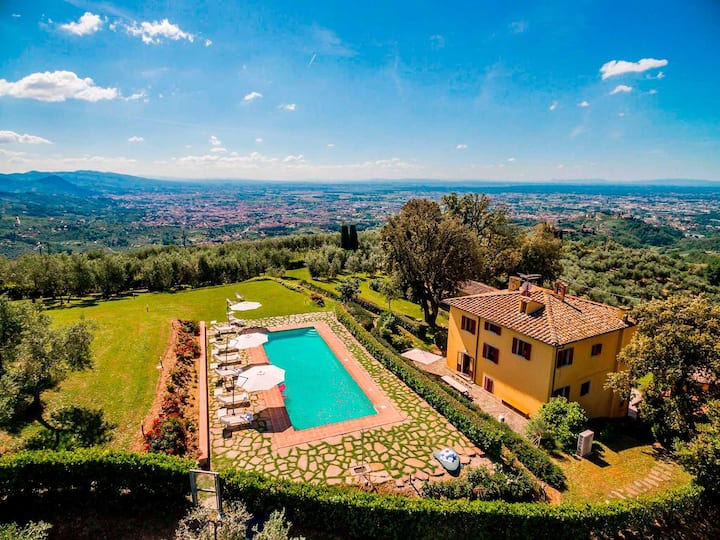 Villa Armonia Toscana, deserved relax surrounded by nature