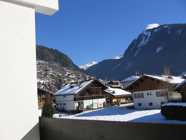 Nice apt - 350 m from the slopes