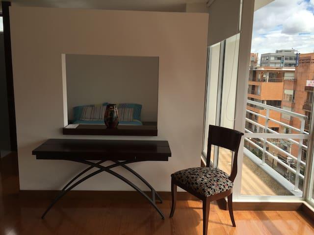 Bogota Aparta Studio Unicentro - Bogota - Appartement