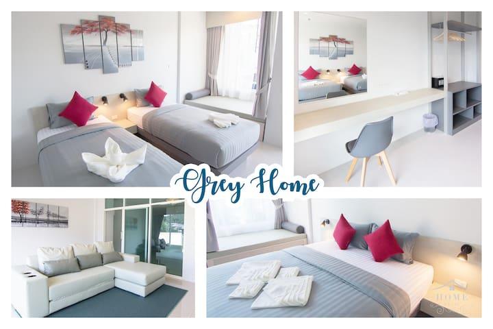Gray Home Krabi