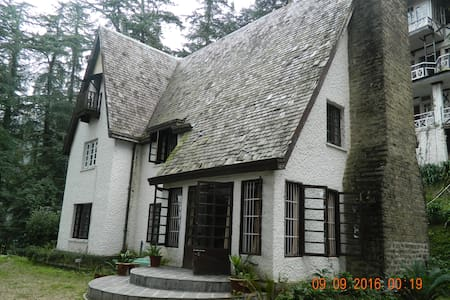 Scottish villa in jungle within the Shimla city - Shimla