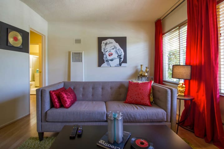 1 BR Hollywood & Sunset M - Los Angeles - Apartament