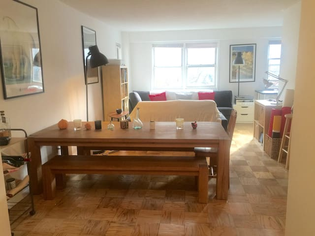 Unique 1BR near Columbia Medical - Nueva York - Departamento